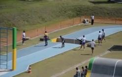 Bài thi 5 môn thể thao phối hợp khốc liệt của lính Brazil