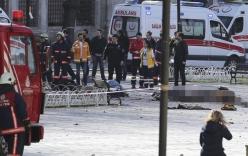 IS lên tiếng nhận trách nhiệm về vụ đánh bom Thổ Nhĩ Kỳ