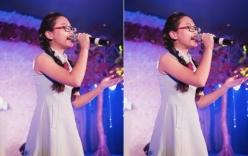 Phương Mỹ Chi hát trong đám cưới Nam Cường