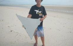 Mảnh vỡ mới phát hiện tại Mozambique