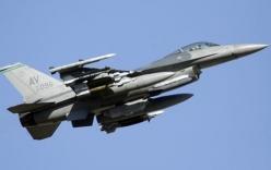 Máy bay F-16 của Mỹ rơi tại Afghanistan