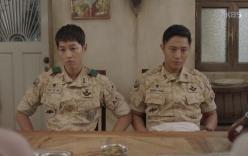Hậu Duệ Mặt Trời tập 12: Song Joong Ki và Jin Goo nổi ghen khi hai cô nàng nói chuyện về người yêu cũ