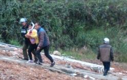 Lạng Sơn: Ô tô Suzuki 7 chỗ lao xuống vực 5 người thương vong