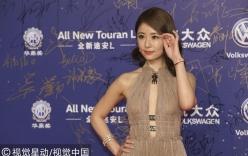 Lâm Tâm Như gợi cảm khi diện chiếc váy cut-out