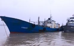 Hành trình truy bắt tàu Trung Quốc xâm phạm chủ quyền Việt Nam