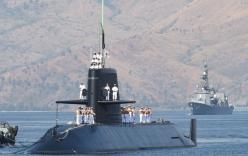 Video: Xem trước chiến hạm Nhật sắp thăm Cam Ranh