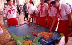 Thủ tướng Nguyễn Tấn Dũng trả lời về nội dung biển đảo trong SGK