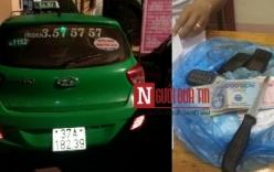 4 trinh sát bị phơi nhiễm HIV khi truy bắt nhóm cướp taxi