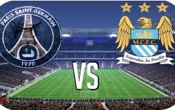 Kết quả trận đấu PSG vs Man City - lượt đi tứ kết Champions League