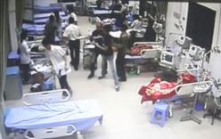 Côn đồ vào tận phòng cấp cứu chém bệnh nhân