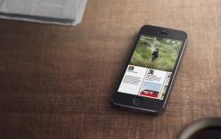 Ứng dụng Paper biến trang cá nhân Facebook thành 1 tờ báo