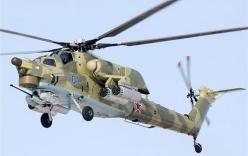 Rơi trực thăng Nga tham chiến tại Syria, 2 phi công thiệt mạng