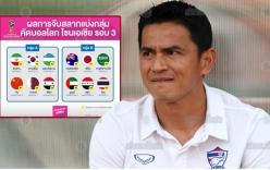 Vì sao Thái Lan khó giành được vé dự World Cup 2018?