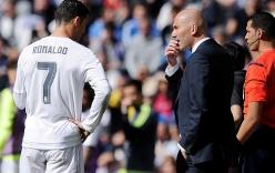 Real vào bán kết, Zidane gọi Ronaldo là