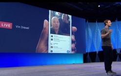 Facebook tung ra hàng loạt tính năng mới