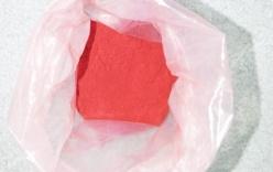 Phẩm màu nhuộm đỏ ruốc có thể gây ung thư