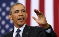 Tổng thống Mỹ tuyên bố quét sạch IS khỏi Trái Đất