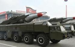 Yonhap: Triều Tiên điều tên lửa tầm trung tới bờ đông