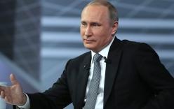 Những câu trả lời hay nhất của Putin trong buổi đối thoại với dân