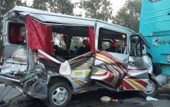 Tai nạn giao thông liên hoàn, 11 người nhập viện