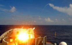 Hạm đội Nam Hải Trung Quốc lại tập trận trên Biển Đông