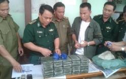 Video: Bắt nóng 2 đối tượng vận chuyển ma túy từ Lào về Việt Nam