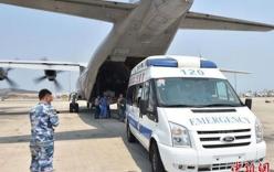 Trung Quốc công khai đưa máy bay quân sự ra Đá Chữ Thập