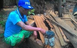 Xôn xao giếng nước nóng đến 80 độ C ở Gia Lai