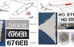 MH370: Kết quả điều tra 2 mảnh vỡ tìm thấy tại Mozambique