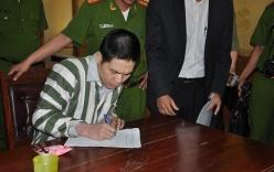 Một tử tù bị thi hành án bằng hình thức tiêm thuốc độc