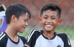 Cầu thủ nhí Singapore được hai đội bóng châu Âu săn đón