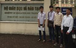 Vụ học sinh tè bậy: Cô giáo bị tố