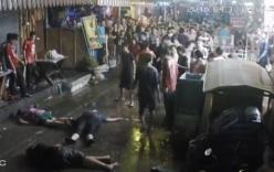 Nhóm du khách người Anh bị nhóm côn đồ Thái Lan hành hung bất tỉnh