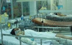 Cà Mau: Nghịch tử tưới xăng đốt mẹ