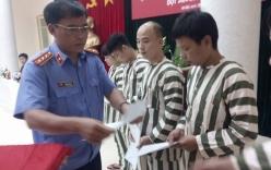 Hà Nội: 101 tù nhân được tha tù, giảm án dịp 30/4