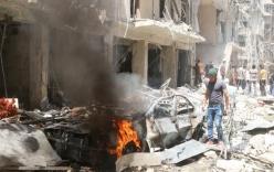 Syria: Ít nhất 200 dân thường thiệt mạng trong 7 ngày bạo lực