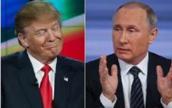 """Tổng thống Putin khen Donald Trump """"thông minh, thiên tài"""""""