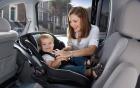 Những điều cần lưu ý khi đưa trẻ đi nghỉ Lễ bằng ôtô