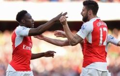 Video trận đấu Arsenal vs Norwich City: Người hùng Welbeck