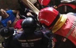 Cứu sống cụ ông 72 tuổi bị chôn vùi 13 ngày sau động đất Ecuador