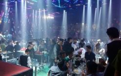 Đột kích bar Sài Gòn, gần 300 dân chơi bỏ chạy tán loạn