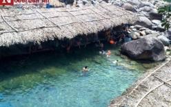Nam sinh chết đuối tại khu du lịch Suối Voi