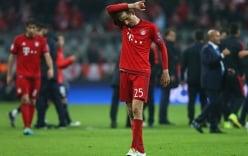 Thắng Atletico, Bayern vẫn bị loại khỏi Champions League