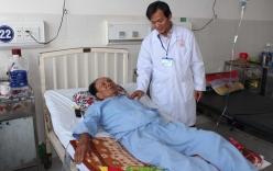 Vĩnh Long: Cứu sống bệnh nhân bị xương cá đâm thủng ruột