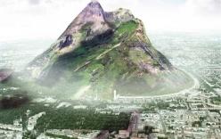 Sau nhà chọc trời, UAE muốn đắp núi tạo mưa