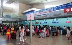 Nhân viên an ninh đánh khách Trung Quốc ở sân bay Cam Ranh