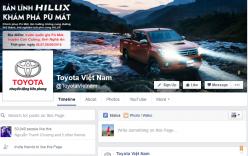 Toyota Việt Nam phản hồi thông tin