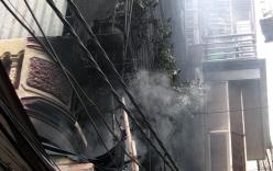 Hà Nội: Một buổi chiều hai vụ cháy khiến hai người nhập viện