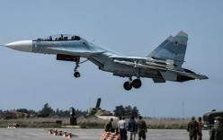 Video: Uy lực những chiến đấu cơ Nga đang hoạt động tại Syria
