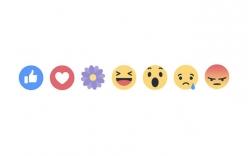 Facebook thử nghiệm thêm biểu tượng bông hoa nhân